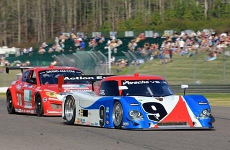 GRAND-AM Wraps Up First 2012 Pre-Season Test