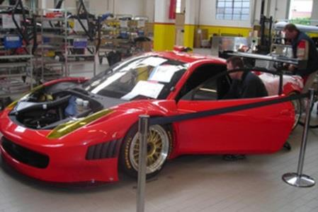 AIM Autosport To Field A Ferrari In GT