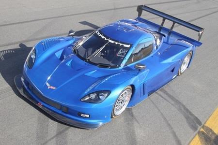 Chevrolet Unveils 2012 Daytona Prototype