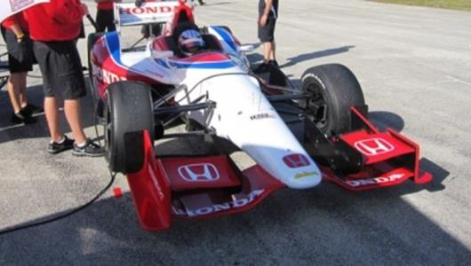 New McLaren ECU, Sato, Pagenaud Log Testing Miles At Sebring