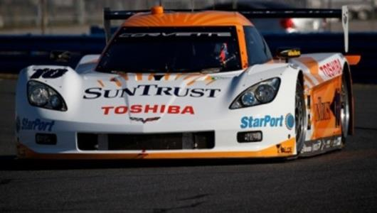 SunTrust Ends Daytona Testing On Top
