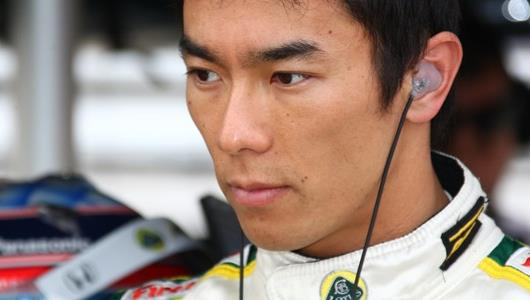 Sato Joins Rahal Letterman Lanigan
