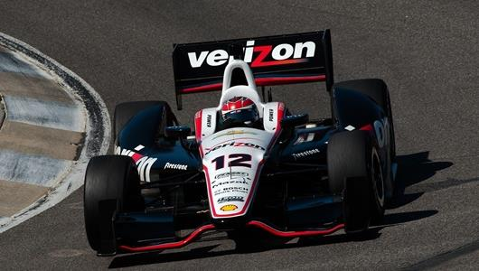 Power Posts 1:16.98 Lap To Lead Sunday At Sonoma