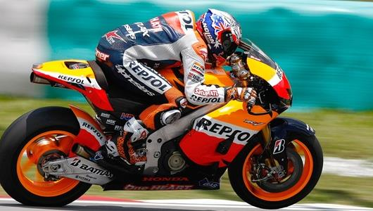 Stoner Sets The Mark As Sepang Test Comes To A Close