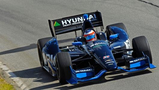 VIDEO: 2012 Dallara DW12 Indy Car Tech Review Pt. 1