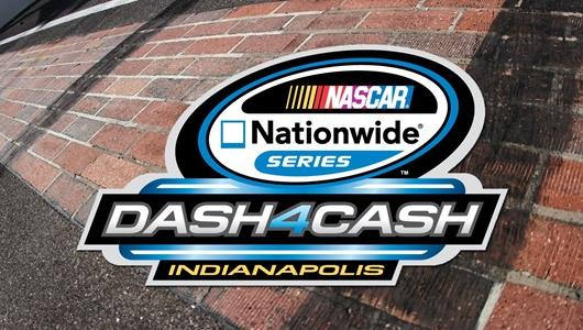 """Dash 4 Cash"" Program Returns To NASCAR Nationwide Series In 2012"
