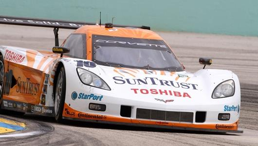 Ricky Taylor and Max Angelelli Win Wet Grand Prix of Miami