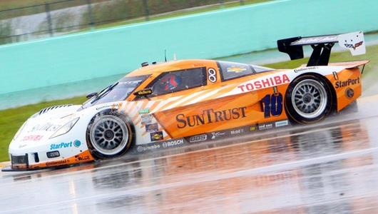 Chevy Stays On Hot Streak With Grand-Am Victory By Corvette