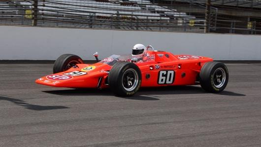 Vintage Indy 500 Cars To Take To The Brickyard During Legends Day