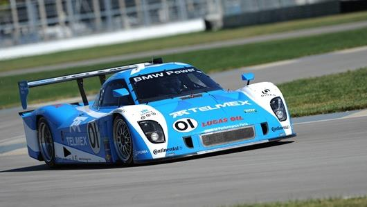 GRAND-AM Drives Eager To Race At IMS After June Test