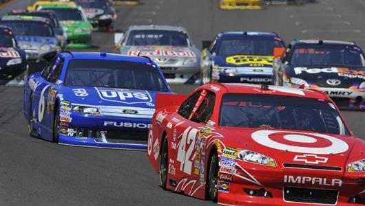 Sprint Cup Raises Speed Limit On Fast New Pavement This Weekend In Michigan