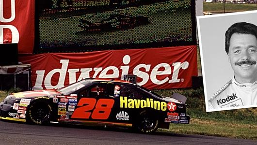 Where Are They Now? Ernie Irvan