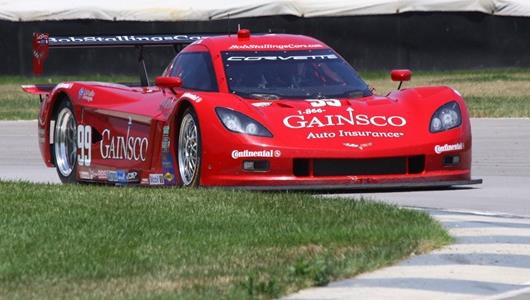 Corvette's storied history at IMS shifts into new gear with GRAND-AM race