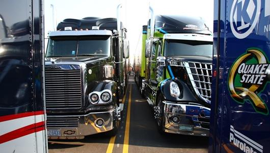 Hauler Parade Brings NASCAR Fun, Excitement To Speedway July 26