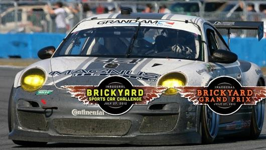 Magnus Racing To Present LIVE Webcast During Brickyard Grand Prix