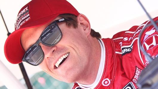 Scott Dixon Joins Brickyard Grand Prix