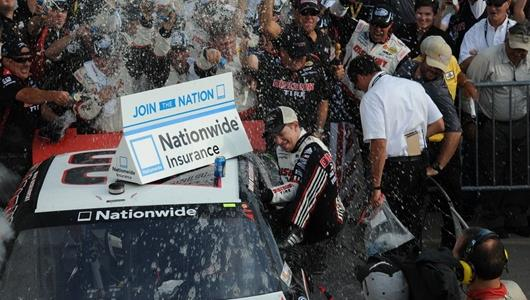 Johnson, Keselowski Turn Chase Into Two-Man Showdown At Texas