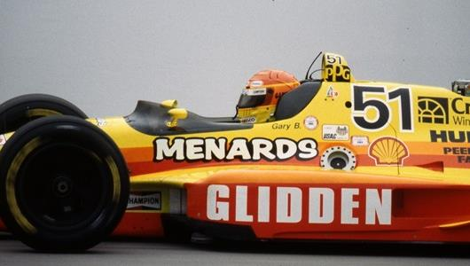 The 1993 Indianapolis 500