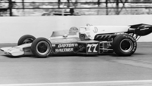 Indianapolis 500 Veteran Walther Dies At 65