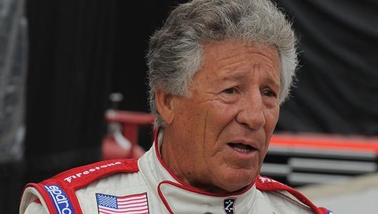Mario Andretti Impressed With Danica Patrick at Daytona 500