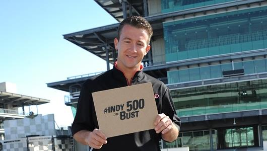 Allmendinger to Drive Team Penske IndyCar in 2013
