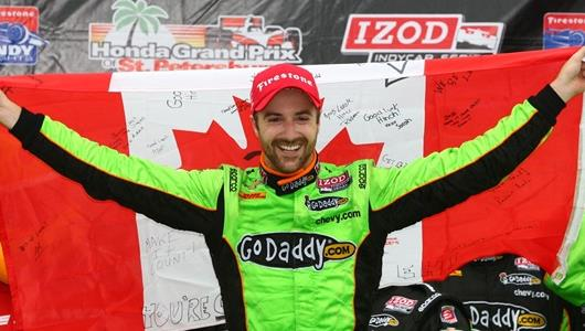 Hinchcliffe Puts Next Generation Of IndyCar Into St. Petersburg Spotlight