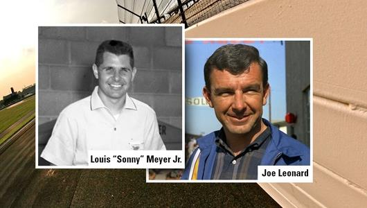 Meyer, Leonard To Be Inducted Into Auto Racing Hall Of Fame