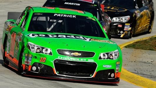 Danica Makes Big Strides With Strong Martinsville Run
