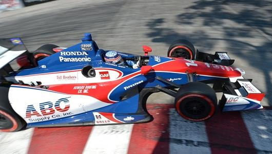Sato Helps Celebrate A Honda Milestone