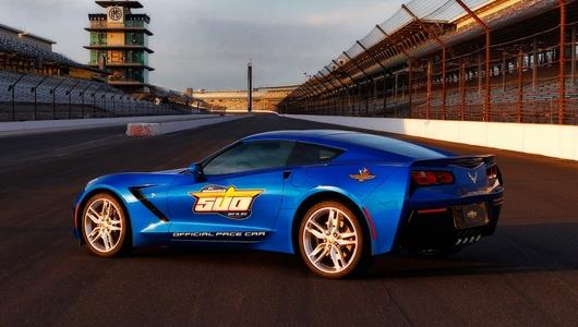 2014 Corvette Stingray To Pace 97th Indianapolis 500