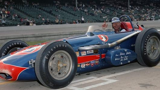 Rathmanns's Watson-Offy Roadster On Display May 11 At IMS