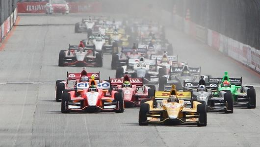 INDYCAR: The Art of The Start