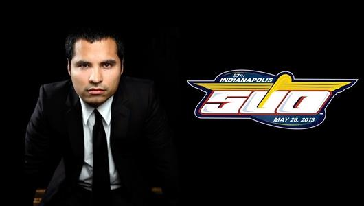 'Turbo' Actor Michael Pena To Serve As 97th Indianapolis 500 Honorary Starter