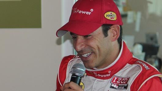 97th Indianapolis 500 Press Conference - Penske Racing