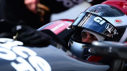 97th Indianapolis 500 Press Conference - Michel Jourdain Jr.