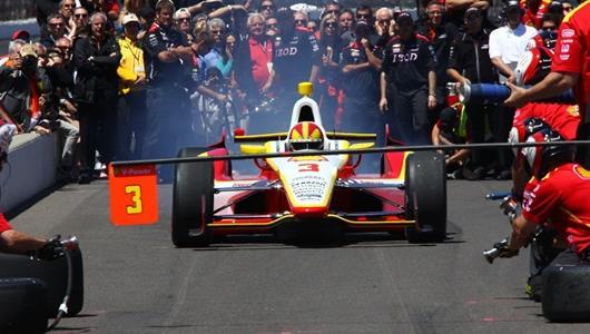 Indy 500 Pit Stop Challenge Press Conference - Team Penske