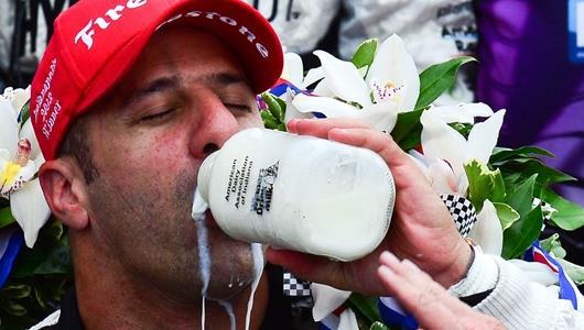 Kanaan Wins 97th Running Of The Indianapolis 500