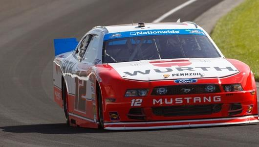 Hornish Trying To Keep Eye On Title While Chasing Another Indy Win