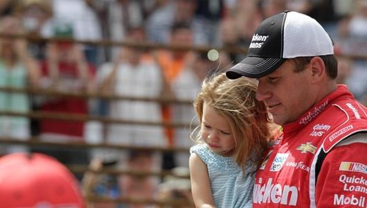 Newman Family Bursts With Hoosier Pride After Big Win At Brickyard