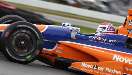 Castroneves Boosts Lead, Kimball Turbocharges Career At Mid-Ohio