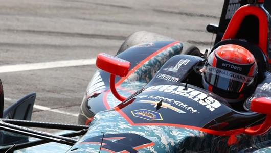 Briscoe Joins Rahal For IMS Road Course Test Sept. 4