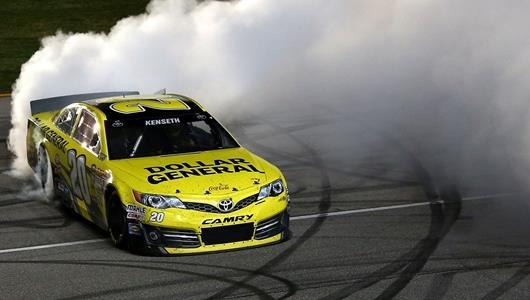 Kenseth, Gordon Jump-Start Chase Chances Heading To New Hampshire