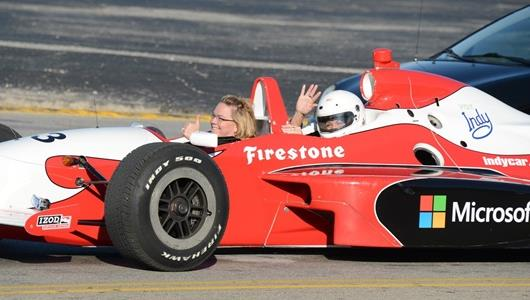 IndyCar Series Owner Fisher To Give Two-Seater Rides, Sell Tickets Monday