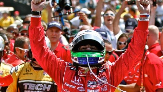 Indianapolis 500 Legends Hail Franchitti As All-Time Great