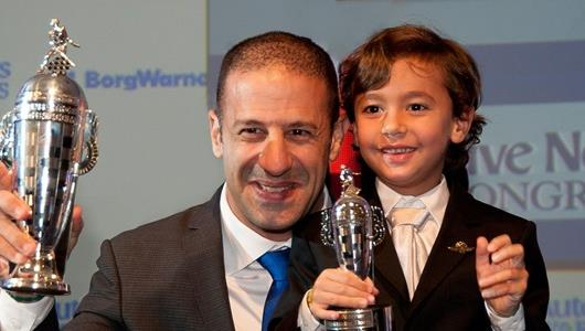 Kanaan Presented With Baby Borg