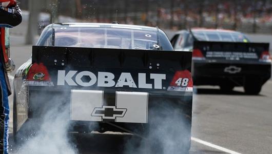 NASCAR Adopts IndyCar Style Qualifying