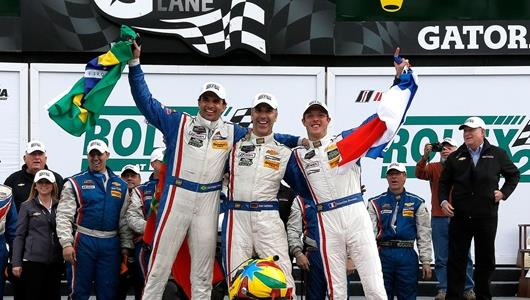 IndyCar Streak Continues With Victory in Rolex 24