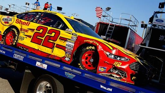 Big Crash in Practice Leaves NASCAR Teams Scrambling