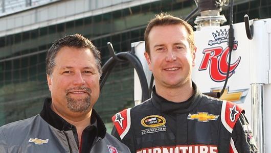 Busch's Indianapolis 500 Entry 'A Dream Come True'