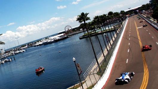 Get Ready For Verizon IndyCar in St. Petersburg